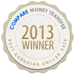 Compare Money Transfer - Best Canadian Dollar Rate