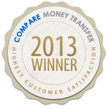 Compare Money Transfer - Highest Customer Satisfaction Award