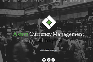 Aston Currency Management