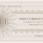 free currency transfer voucher