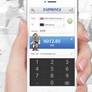 Currency Calculator App
