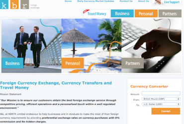 KBR Foreign Exchange