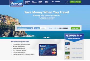My Travel Cash