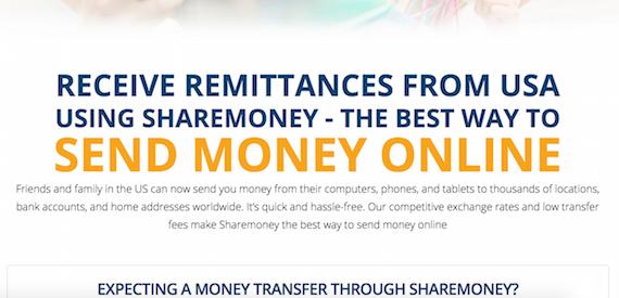 sharemoney website