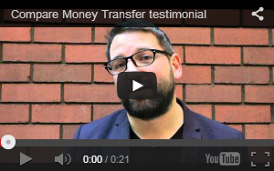 Compare Money Transfer Testimonial